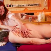 klasická masáž pateře
