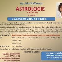 Astrologie Šteffanová